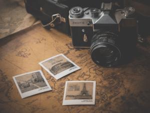photos taken on a camera